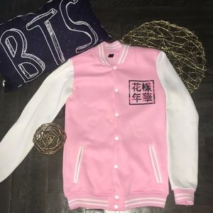 BTS Korean Boy Band Sweater